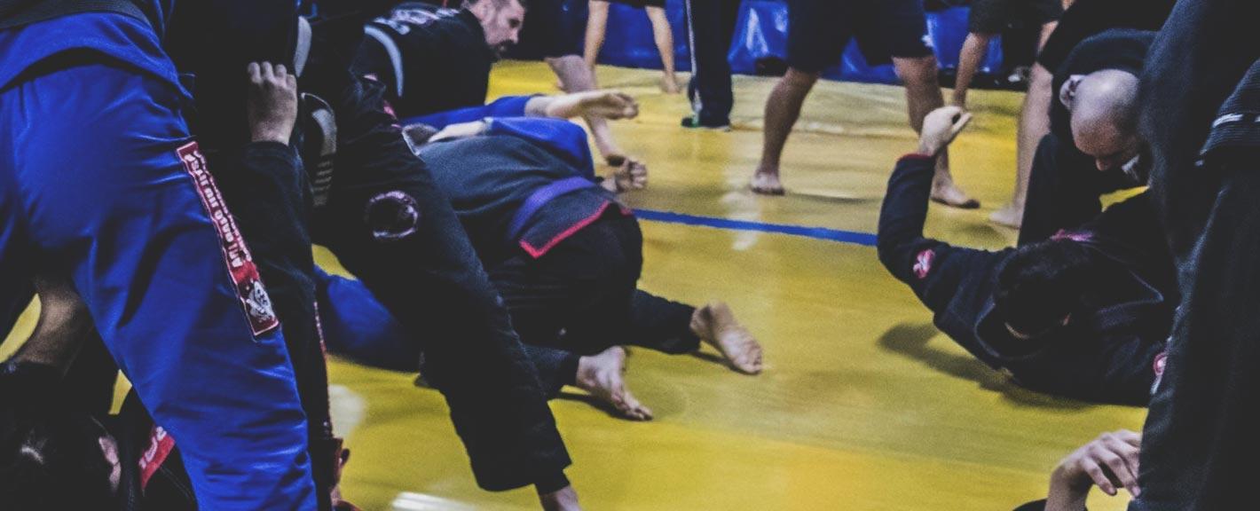 Jiu Jitsu Brasilero